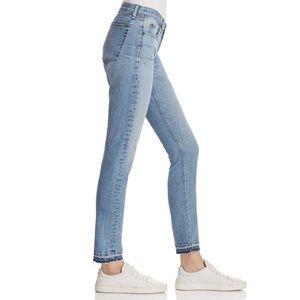 Rag & Bone Kingston The Dre Slim Boyfriend Jeans